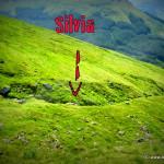 Silvia ganz klein