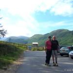 Vor dem Aufstieg, Antonio und Silvia