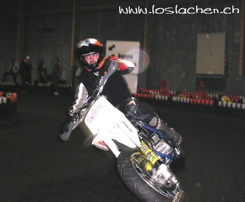 Supermotard in Bonaduz