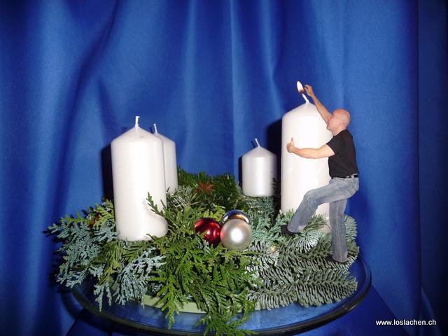 Eine kleine 1. Adventsgeschichte