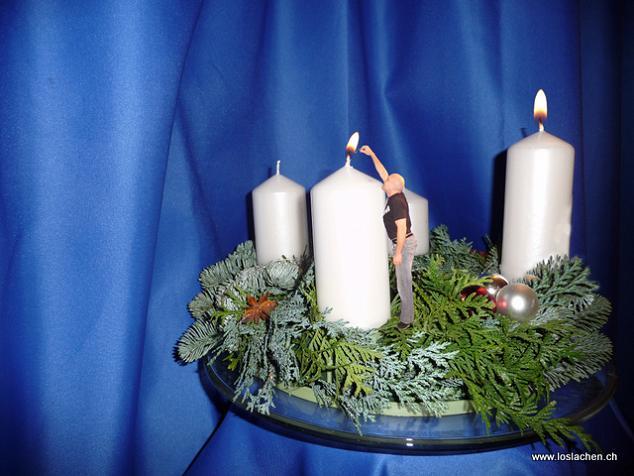 Der verlorene Adventszauber zum 2. Advent