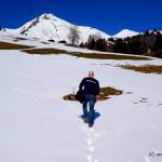 Schneelaufen