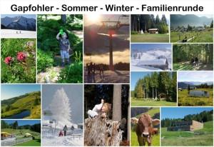 Gapfohler Familienrunde
