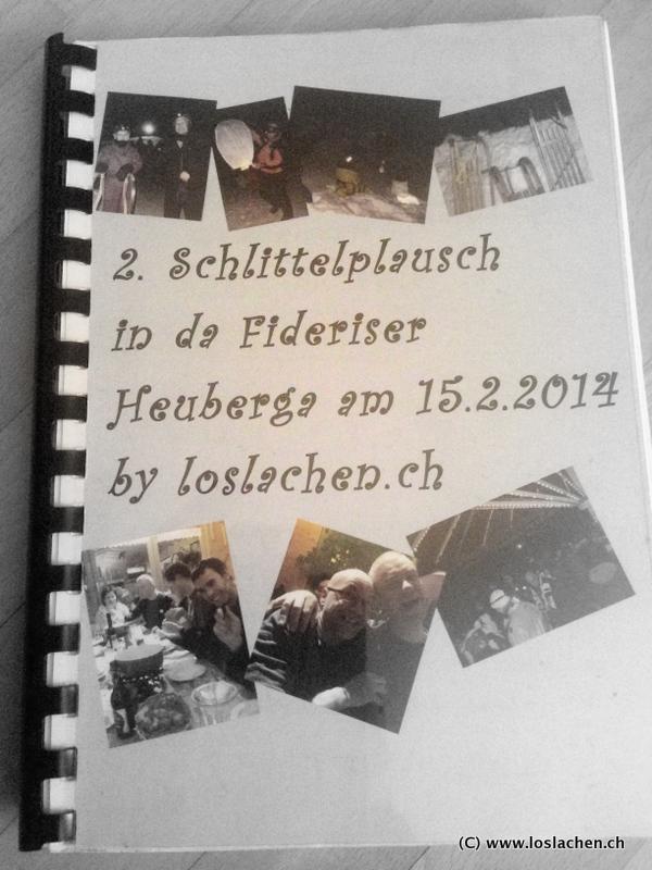 2. Geocache – Schlittelplausch in Fideris