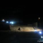 schlussfahrt, taschenlampenmeer
