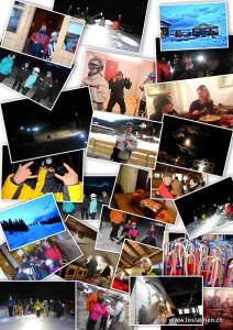 collage schlittelplausch fideris 2014