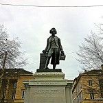 Neuchâtel - Place Purry