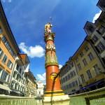 Solothurn der Brunnen