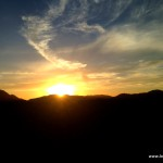 Topanga Sonnenuntergang