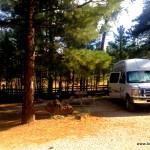 Teurer Camping