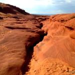 Ein-Ausgang zum Antelope_Canyon