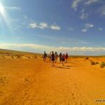 Ab in die Wüste Antelope Canyons