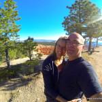 Bryce Canyon Silvia und Antonio
