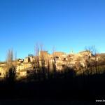Idyllisches Dorf