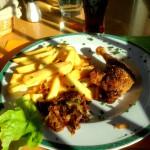 Essen auf Französisch