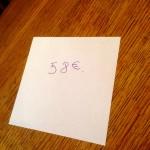 Hotel Francois 1 58.-€