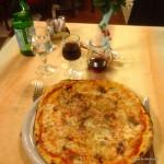 Che buona pizza