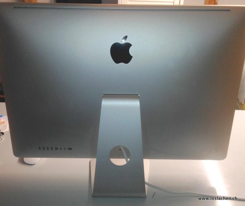 "iMac"" 2.7GHz i5 1TB ab Fr. 1.00"