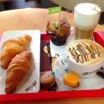 Frühstück mccafé