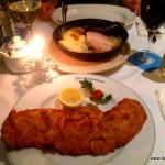 metzgeta und wienerschnitzel