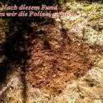 leiche vergraben