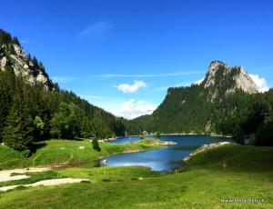 La Vouivre Lac de Tanay