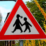 warnschild fruer