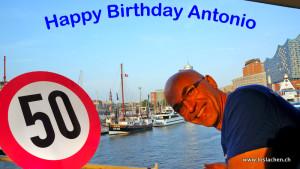 Antonio Aerni 50