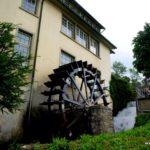 Mühle an Rheinfall