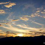 Sonnenuntergang Monte Brè