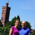 Verliebt beim Schloss Ortenberg