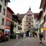 Idyllische Altstadt Stein am Rhein