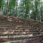 Verlassenes Amphitheater