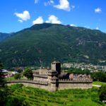 Grand Tour #13: Castelli di Bellinzona GC6K783