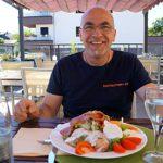 essen beim italiener
