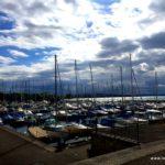 Jachthafen am Nechatellersee