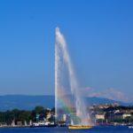 Genf Jet d'eau