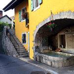 Privatbrunnen Lavaux