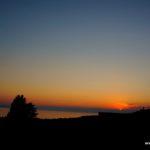 Sonnenuntergang Lavaux