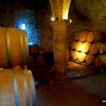 Weinkeller im Schloss