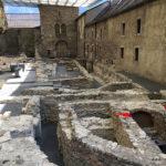 Ausgrabungen St. Maurice