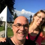Beim Mittelpunkt der Schweiz