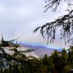 Regenbogen am Splügen