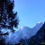 Val Bondasca mit Badile