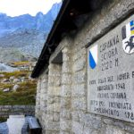 SAC Huette auf 2120 Meter