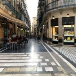 Malagas Altstadtstrassen