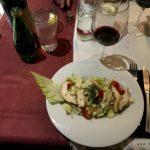 Salat zur Vorspeise