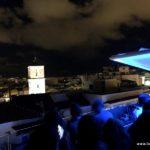 über den Dächer