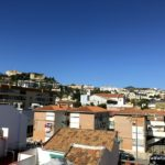 Über den Dächer vom Appartement