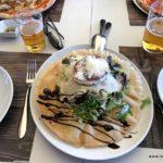 Geiskäse-Salat